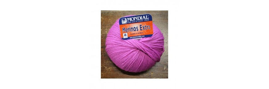 Lana Merinos Extra - Lane Mondial
