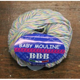 Wool Baby Twill with. 1 - Multicolor