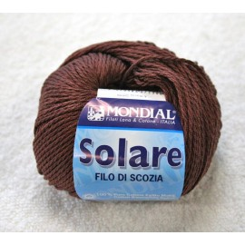 Cotton Solar col. Brown - 081
