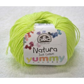 Cotton Nature with the. Indian yellow (Nature Yummy) - N89