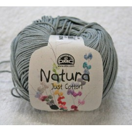 Cotton Nature with the. Gris argent - N09