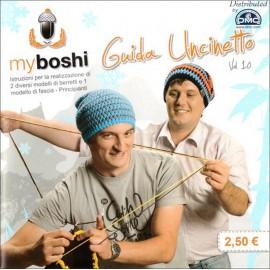 Myboshi guide to crochet Vol. 10