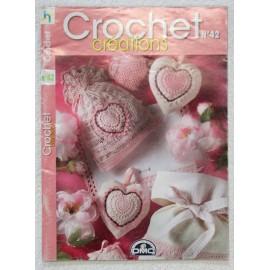 DMC - Crochet créations N 24