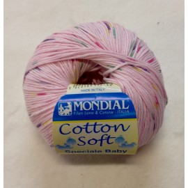 Cotton Soft Speciale Baby with. Pink - 0290