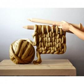 Wool Lalalà with. 21 - Hazel