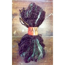 Lana Maia col. 40 - Marrone/Verde