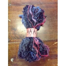 Lana Maia col. 10 - Viola/Grigio/Azzurro/Rosso