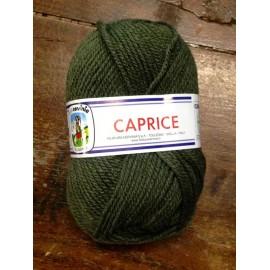 Lana Caprice col. 1619 - Verde oliva