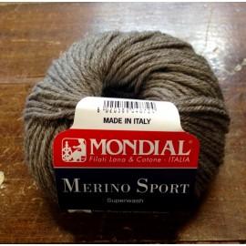 Lana Merino Sport col. 500 - Sabbia