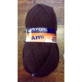 Wool Ami col. 695 - Brown