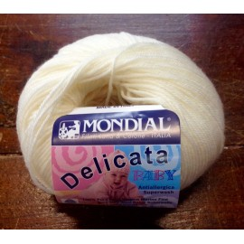 Wool Delicate with. 426 - Cream