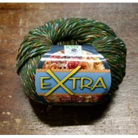 Lana Extra col. 8014 - Verde sfumato