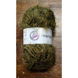 Wool, Florence, col. 9 - Olive Green