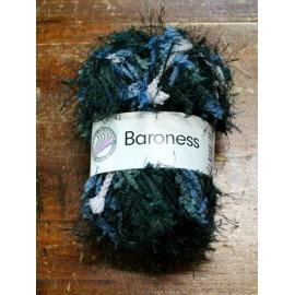 Lana Baroness col. 36 - Verde bosco/Blu