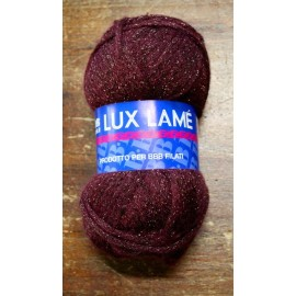 Wool Lux Lamé with. 407 - Purple