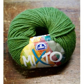 Wool Mixto with. 84 - Green