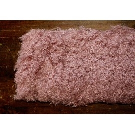 Fur Mongolia with. 19 - antique Pink