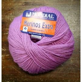 Lana Merinos Extra col. 154 - Rosa