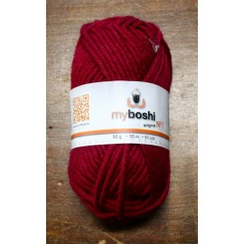 Wool My Boshi 135 - bordeaux