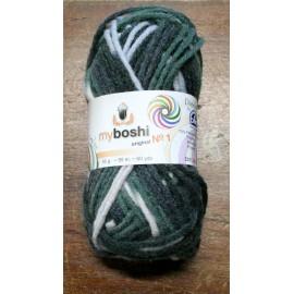 Wool My Boshi C6 - zebra