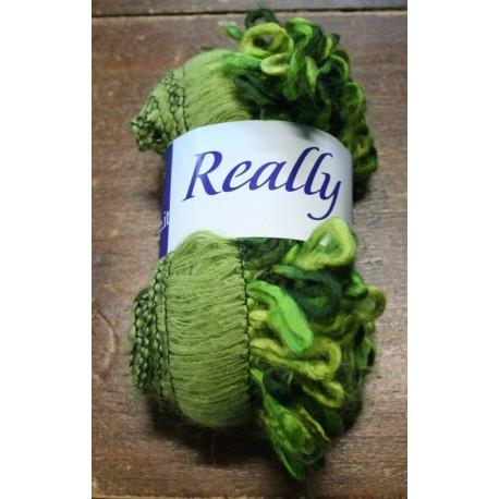 Lana Really - 12 sfumata toni verdi