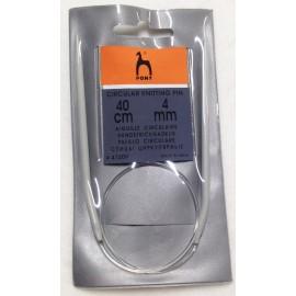 Circular needle mis. 4 mm - 40 cm
