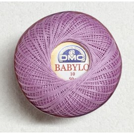 Cotton Babylo Tit. 10 (8) col. Lilac - 153