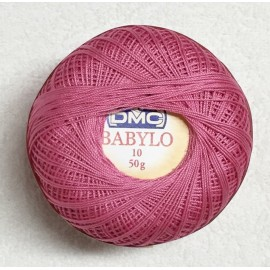 Cotone Babylo Tit. 10 (8) col. Fucsia - 962